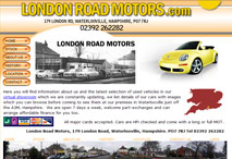 London Road Motors